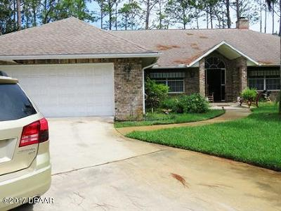 Volusia County Single Family Home For Sale: 108 Pine Needles Circle