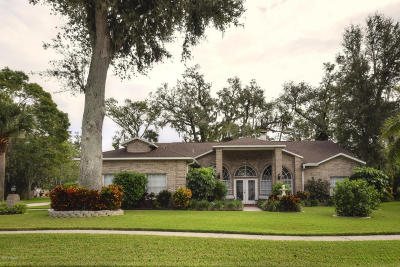 South Daytona Single Family Home For Sale: 901 George Hecker Drive