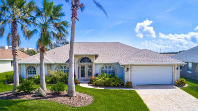 Ponce Inlet Single Family Home For Sale: 47 Sundunes Circle