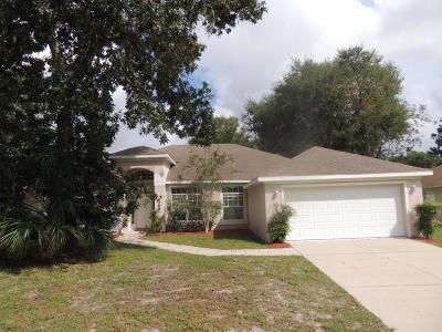 Port Orange Single Family Home For Sale: 6068 Spruce Point Circle