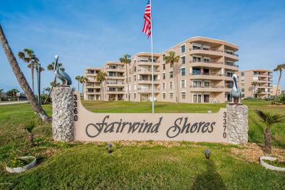 Ormond Beach Condo/Townhouse For Sale: 3370 Ocean Shore Boulevard #4040