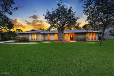 New Smyrna Beach Single Family Home For Sale: 329 Sweet Bay Avenue