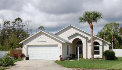 New Smyrna Beach Single Family Home For Sale: 610 Turnstone