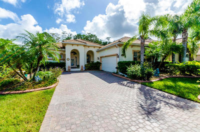 Venetian Bay Single Family Home For Sale: 493 Luna Bella Lane