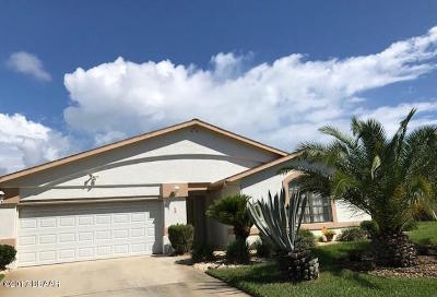 Palm Coast Single Family Home For Sale: 1 Coconut Court