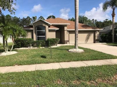 Volusia County Single Family Home For Sale: 1735 Arash Circle