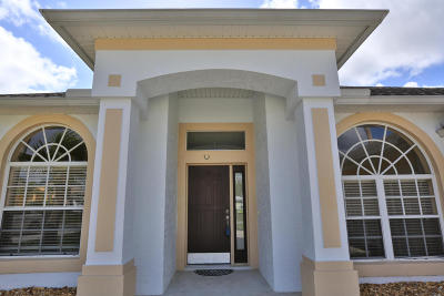 Spruce Creek Fly In Single Family Home For Sale: 3116 Waterway Place