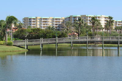 Ponce Inlet, South Daytona, Wilbur-by-the-sea Condo/Townhouse For Sale: 4670 Links Village Drive #D701