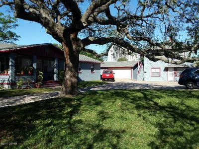 Daytona Beach Multi Family Home For Sale: 228 - 232 N Hollywood Avenue