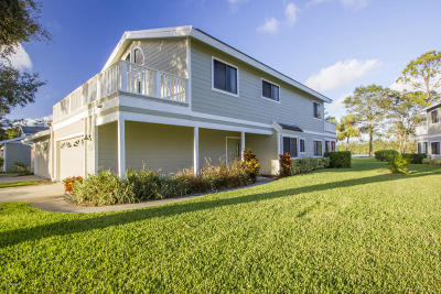 Volusia County Attached For Sale: 6 Landings