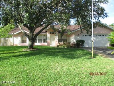 Volusia County Single Family Home For Sale: 6 Ocean Pines Drive