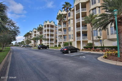 Ponce Inlet Condo/Townhouse For Sale: 4626 Harbour Village Boulevard #3204