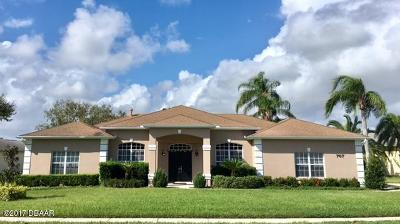 Volusia County Single Family Home For Sale: 767 Foxhound Drive