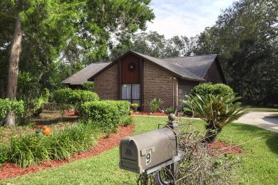 Trails Single Family Home For Sale: 9 Choctaw Trail