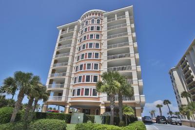 Volusia County Condo/Townhouse For Sale: 1425 Ocean Shore Boulevard #804