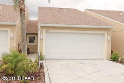 Volusia County Attached For Sale: 2205 Hawks Cove Circle