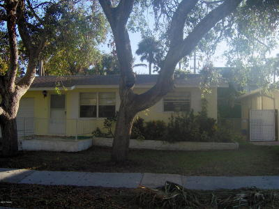 Volusia County Single Family Home For Sale: 4113 Cardinal Boulevard