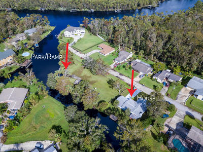 Volusia County Single Family Home For Sale: 351 Seminole Drive