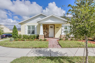 Volusia County Attached For Sale: 3328 Torre Boulevard