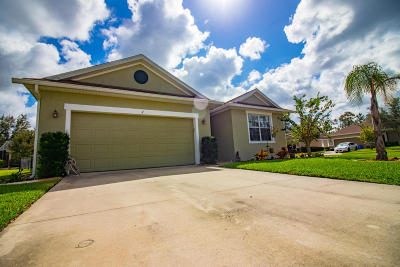 Volusia County Single Family Home For Sale: 2 Cantilever Court