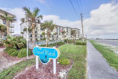 Volusia County Condo/Townhouse For Sale: 2700 Ocean Shore Boulevard #105
