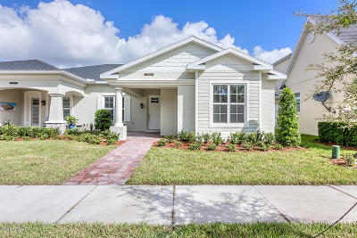 Volusia County Attached For Sale: 3338 Torre Boulevard