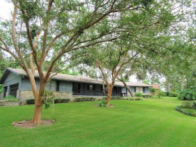 Tomoka Oaks Single Family Home For Sale: 77 N St Andrews Drive