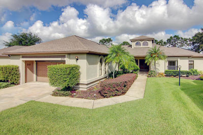 Spruce Creek Fly In Single Family Home For Sale: 3177 Royal Birkdale Way