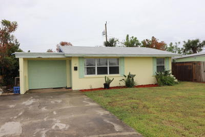 Ormond Beach FL Single Family Home For Sale: $164,000