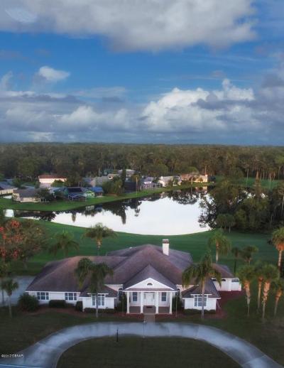 New Smyrna Beach Single Family Home For Sale: 274 Club House Boulevard