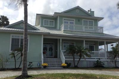 Port Orange Single Family Home For Sale: 4144 Halifax Drive