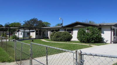 Daytona Beach Single Family Home For Sale: 1318 Crestview Avenue