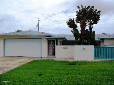 New Smyrna Beach Single Family Home For Sale: 4517 Katy Drive