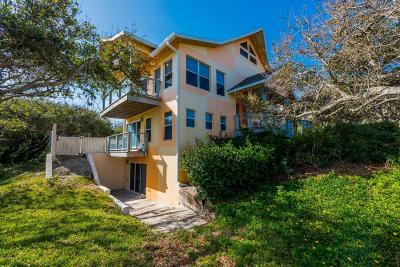 Ponce Inlet Single Family Home For Sale: 18 Mar Azul