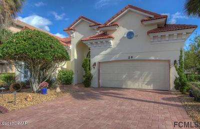 Palm Coast Single Family Home For Sale: 29 Atlantic Place