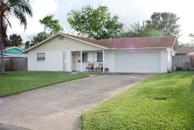Daytona Beach Single Family Home For Sale: 626 Easy Street