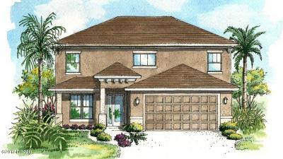 Port Orange Single Family Home For Sale: 914 Wingate Trail