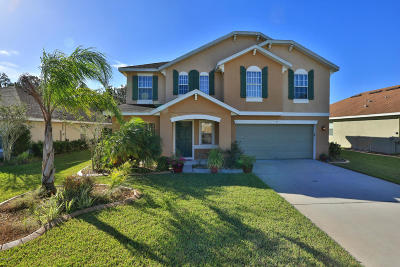 Ormond Beach Single Family Home For Sale: 4 Cantilever Court