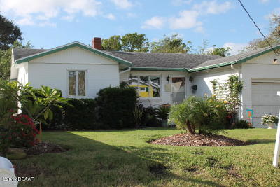 Daytona Beach Single Family Home For Sale: 298 Brookline Avenue