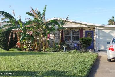 Daytona Beach Single Family Home For Sale: 341 Morningside Avenue
