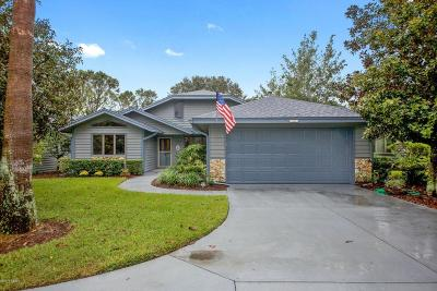 New Smyrna Beach Single Family Home For Sale: 1105 Loch Laggan Court