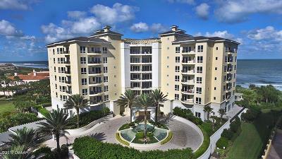 Palm Coast, Flagler Beach Condo/Townhouse For Sale: 28 Porto Mar #603