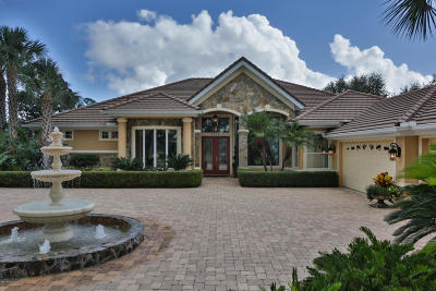 Plantation Bay Single Family Home For Sale: 1111 Oxbridge Lane