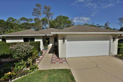 Plantation Bay Single Family Home For Sale: 17 Jasmine Run