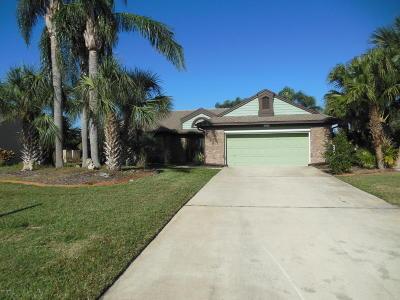 Daytona Beach Single Family Home For Sale: 117 Woodcock Court