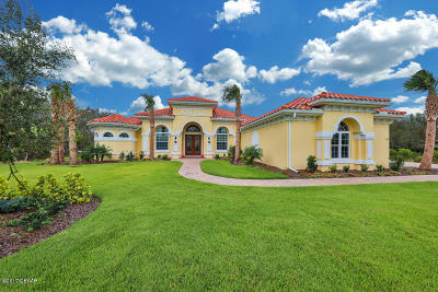 Palm Coast Single Family Home For Sale: 47 Ocean Oaks Lane