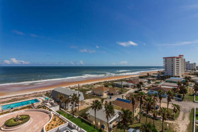 Ormond Beach Condo/Townhouse For Sale: 1239 Ocean Shore Boulevard #6-C-3
