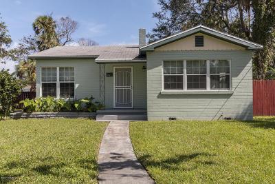 Daytona Beach Single Family Home For Sale: 901 S Palmetto Avenue