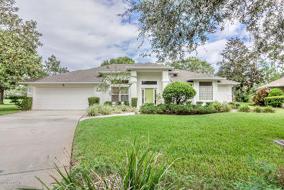 Ormond Beach Single Family Home For Sale: 6 Indianbow Lane