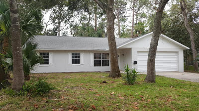 Ormond Beach Single Family Home For Sale: 11 Brookside Circle